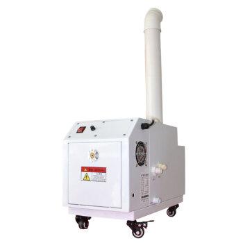 エルス10キロ工業大出力遠心機加湿器超音波霧化加湿機空気増湿室野菜鮮度保持器10キロスイッチ制御(遠心機)