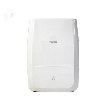 美尔佳(Merca)タッチパネル加湿器リビング家庭用オフィス超静音運転净化保湿雾量可调ME210白色 加湿器 白色