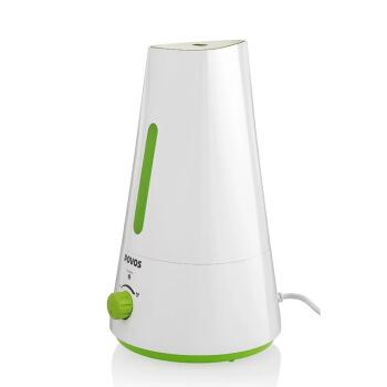 ポントン(POVOS)PW 119加湿器1.5 L容量の小さな三角静音运転ミニオーフリビング家庭用加湿グリーン