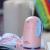 加湿器家庭用ミニビググ静音运転テブル置き萌えウサギusb空気加湿器オフース加湿機オリジナルアニメピンク