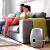 フレップス加湿器HU 4903スイマートレーディング乳児静音运転无水雾加湿タイミング冷蒸発家庭用加湿器