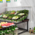 「電気用品専門店」大容量加湿器家庭用工業業務用大容量濃霧量大型スーパーマーケット野菜果物鮮度保持増湿11 L機械進級版