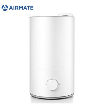 アイメット(AIRMATE)加湿器4.2 L大容量リービグー家庭用オーフエアアロマ加湿静音运転上からり水入れ高出雾UM 4107