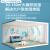 韓国大宇空気加湿器霧な赤ちゃんリビグ家庭用ベッドに置いてから水が入る大容量除菌加湿機スマルト大水量軽音客間立式J 6 proホワイト